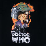Characters - Dr. Who T-shirt