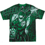 Intense Lantern - DC Comics T-shirt