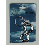 Some Infinities Are Bigger - The Fault In Our Stars Keychain