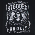 Stooges Whiskey - Three Stooges T-shirt