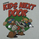 Group - Codename Kids Next Door T-shirt
