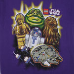 Familiar Faces - LEGO Star Wars Youth T-shirt