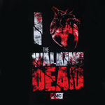 I Heart The Walking Dead - Walking Dead T-shirt