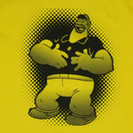 Brutus Laughing - Popeye Sheer T-shirt