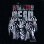 Hands Reaching - Walking Dead T-shirt