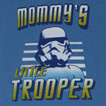 Mommy's Little Trooper - Star Wars Juvenile T-shirt