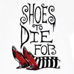 Shoes To Die For - Wizard Of Oz Sheer Women's T-shirt