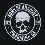 Skull Circle - Sons Of Anarchy T-shirt