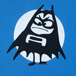 Bat Logo - Aquabats Youth T-shirt