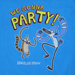 We Gonna Party! - Regular Show T-shirt