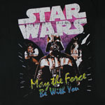 May The Force Be With You - Star Wars Youth T-shirt