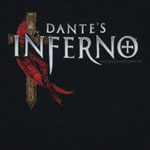 Logo And Cross - Dante's Inferno T-shirt