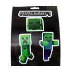 Cave Mobs - Minecraft Stickers