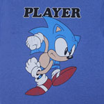 Player - Sonic The Hedgehog T-shirt