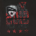 Galvanized Iron Series - G.I. Joe Retaliation T-shirt