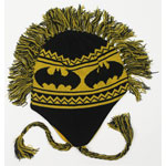 Batman Mohawk - DC Comics Peruvian Hat