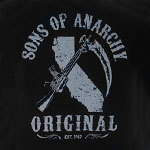 Cali Original - Sons Of Anarchy T-shirt