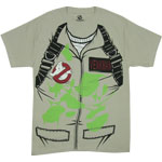 Venkman Costume - Ghostbusters T-shirt