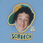 Screech - Saved By The Bell Sheer Women&#039;s T-shirt