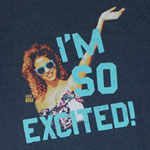 I&#039;m So Excited! - Saved By The Bell T-shirt