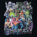 Injustice Gods Among Us T-shirt