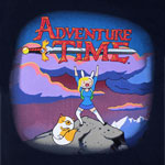 Fiona On Mountain - Adventure Time Sheer T-shirt