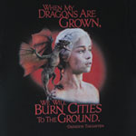 We Will Burn Cities To The Ground - Game Of Thrones T-shirt