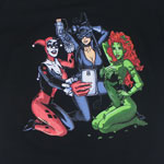Women's Selfie - DC Comics T-shirt