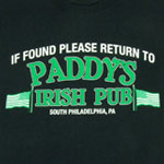 If Found Please Return - It&#039;s Always Sunny In Philadelphia T-shirt