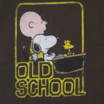 Old School - Peanuts Sheer T-shirt