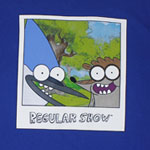 Polaroid - Regular Show T-shirt