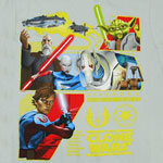 The Republic&#039;s Revenge - Star Wars Clone Wars Boys T-shirt