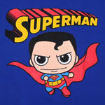 Cute Superman - DC Comics T-shirt