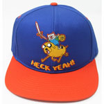 Heck Yeah! - Adventure Time Baseball Cap