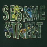 Retro Street - Sesame Street T-shirt