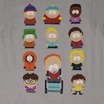 Kids - South Park T-shirt
