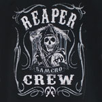 Reaper Crew Scroll - Sons Of Anarchy T-shirt