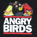 Run Birds - Angry Birds T-shirt