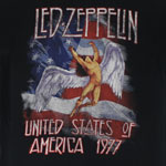 American Flag - Led Zeppelin T-shirt
