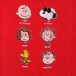 Peanuts Faces - Peanuts Toddler T-shirt