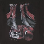 Hang Time - Amazing Spider-Man T-shirt