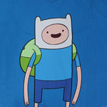 Big Finn - Adventure Time T-shirt