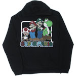 Super Mario - Nintendo Hooded Sweatshirt