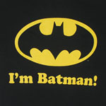 I'm Batman - DC Comics T-shirt