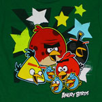 Starry Group - Angry Birds Juvenile T-shirt