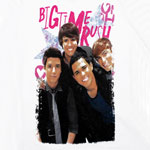 Big Time Rush Girls T-shirt