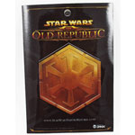 Gold Sith Logo - Star Wars The Old Republic Sticker