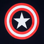 Captain America Logo - Captain America - Marvel Comics T-shirt