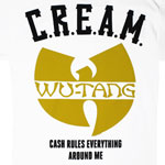 C.R.E.A.M. - Wu-Tang Clan T-shirt