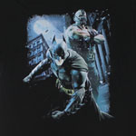 Battlefield Gotham - Dark Knight Rises T-shirt